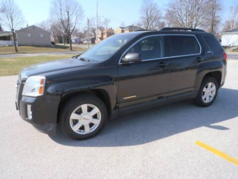 2014 GMC Terrain for sale at A-Auto Luxury Motorsports in Milwaukee WI