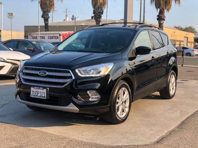 2017 Ford Escape for sale at H & K Auto Sales & Leasing in San Jose CA
