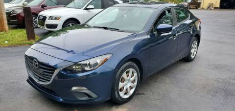 2015 Mazda MAZDA3 for sale at GA Auto IMPORTS  LLC in Buford GA