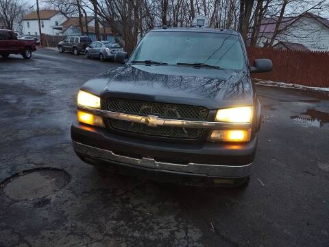 2004 Chevrolet Silverado 2500HD for sale at Berkshire County Auto Repair and Sales in Pittsfield MA
