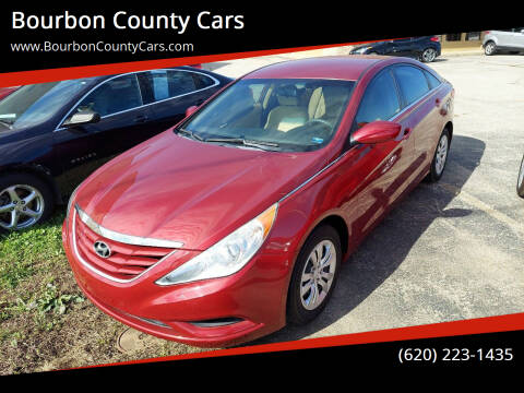 2011 Hyundai Sonata for sale at Bourbon County Cars in Fort Scott KS