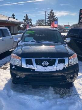 2011 Nissan Armada for sale at Zs Auto Sales Burlington in Burlington WI