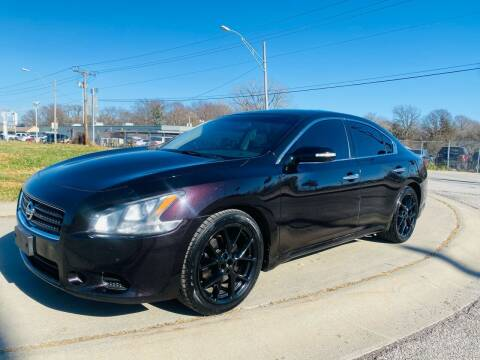 2011 Nissan Maxima for sale at Xtreme Auto Mart LLC in Kansas City MO