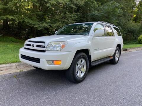2005 Toyota 4Runner for sale at Lenoir Auto in Lenoir NC