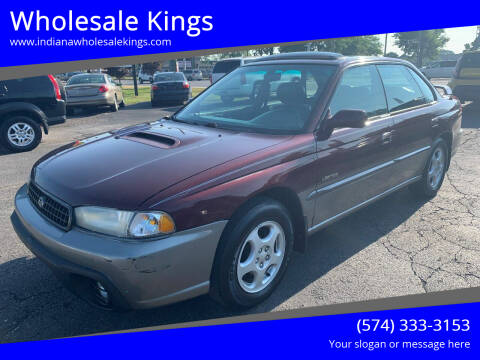 1999 Subaru Legacy for sale at Wholesale Kings in Elkhart IN
