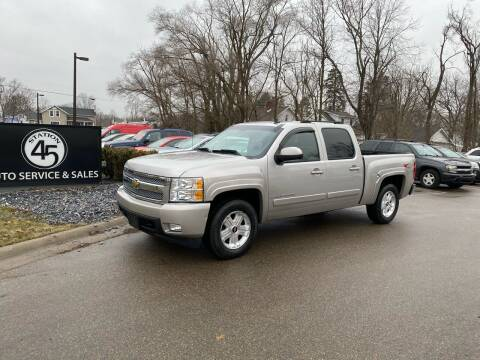 2007 Chevrolet Silverado 1500 for sale at Station 45 Auto Sales Inc in Allendale MI