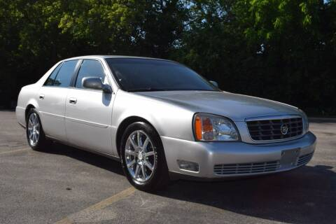 2002 Cadillac DeVille for sale at NEW 2 YOU AUTO SALES LLC in Waukesha WI
