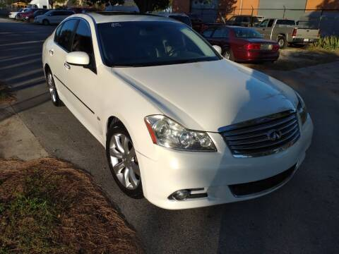 2008 Infiniti M35 for sale at LAND & SEA BROKERS INC in Deerfield FL