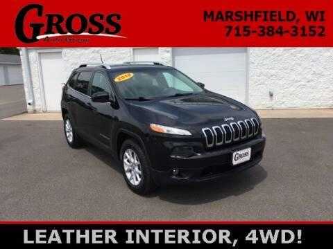 2018 Jeep Cherokee for sale at Gross Motors of Marshfield in Marshfield WI