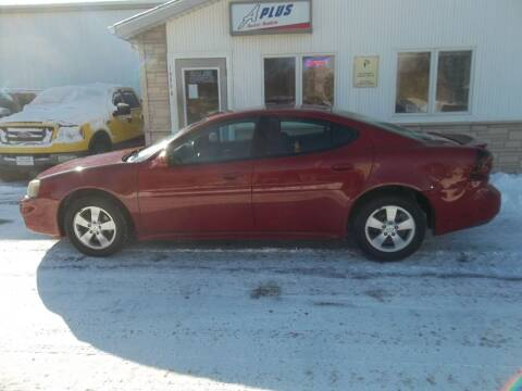2008 Pontiac Grand Prix for sale at A Plus Auto Sales/ - A Plus Auto Sales in Sioux Falls SD