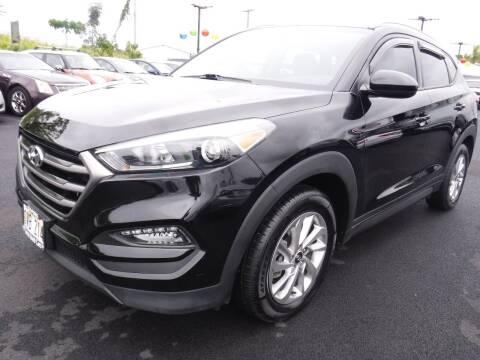 2016 Hyundai Tucson for sale at PONO'S USED CARS in Hilo HI