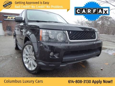 2011 Land Rover Range Rover Sport for sale at Columbus Luxury Cars in Columbus OH