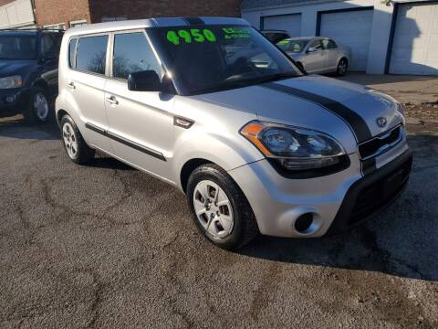 2012 Kia Soul for sale at Street Side Auto Sales in Independence MO