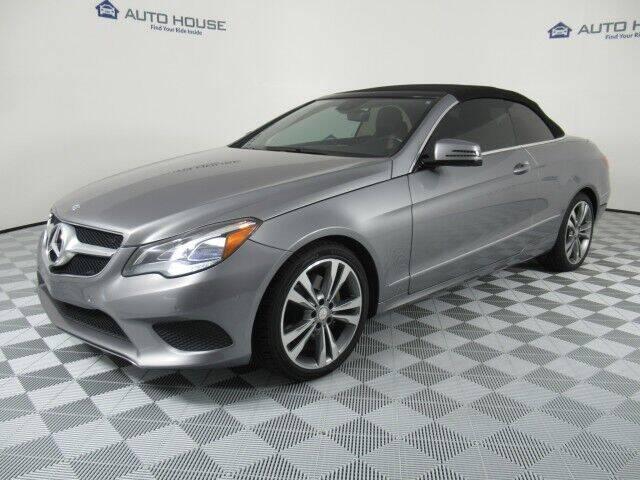 2014 Mercedes-Benz E-Class for sale at AUTO HOUSE TEMPE in Tempe AZ