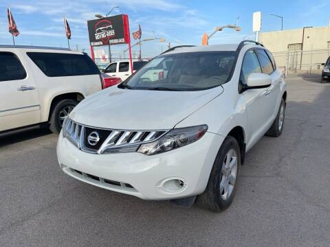 2009 Nissan Murano for sale at Moving Rides in El Paso TX