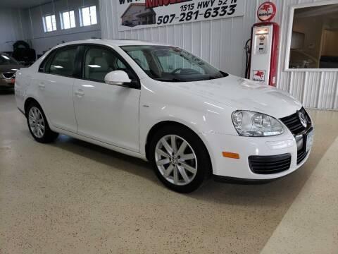2010 Volkswagen Jetta for sale at Kinsellas Auto Sales in Rochester MN