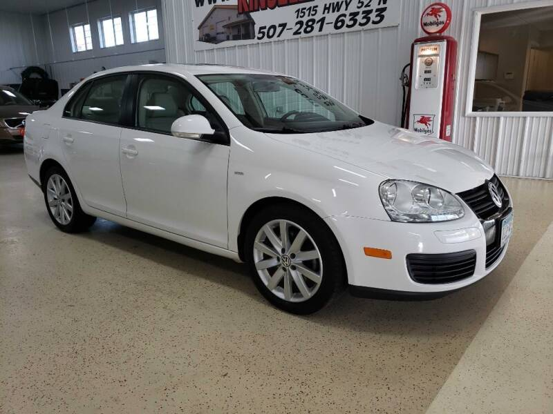2010 Volkswagen Jetta for sale at Kinsellas Auto Sales in Rochester MN