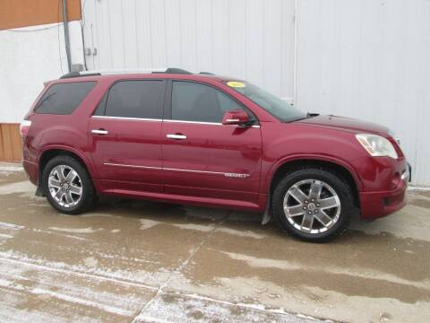 2011 GMC Acadia for sale at Parkway Motors in Osage Beach MO