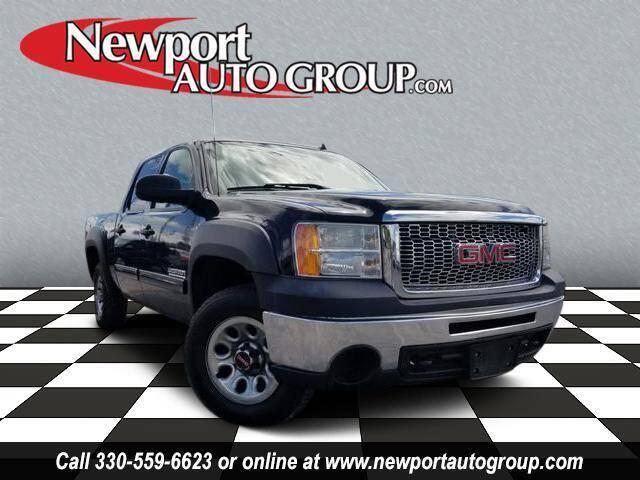 2011 GMC Sierra 1500 for sale at Newport Auto Group Boardman in Boardman OH
