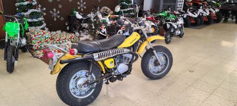 1974 Suzuki RV-125 for sale at WolfPack PowerSports in Moses Lake WA