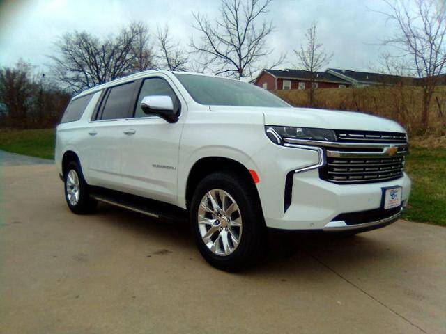 2021 Chevrolet Suburban for sale at MODERN AUTO CO in Washington MO
