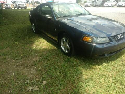 2001 Ford Mustang for sale at IMPORT MOTORSPORTS in Hickory NC