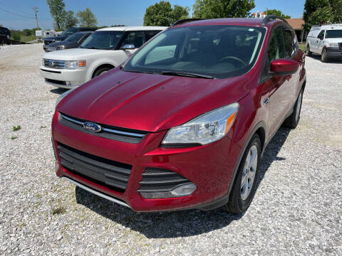 2014 Ford Escape for sale at Champion Motorcars in Springdale AR