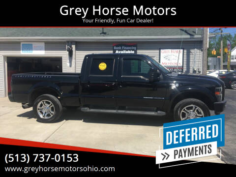 2008 Ford F-250 Super Duty for sale at Grey Horse Motors in Hamilton OH