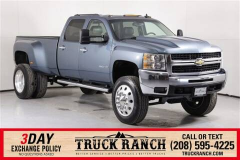 2008 Chevrolet Silverado 3500HD for sale at Truck Ranch in Twin Falls ID