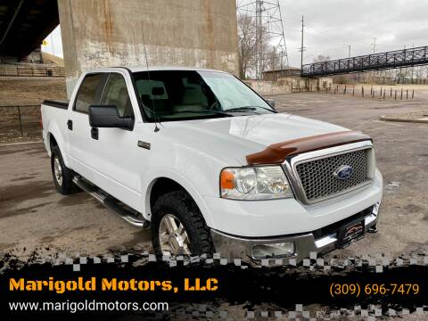 2005 Ford F-150 for sale at Marigold Motors, LLC in Pekin IL