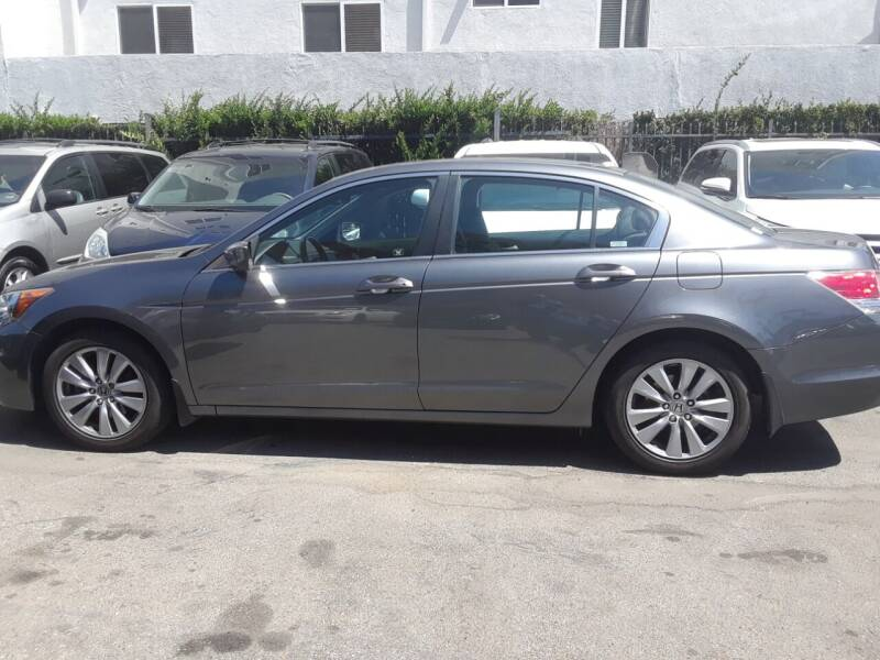 2012 Honda Accord for sale at Western Motors Inc in Los Angeles CA