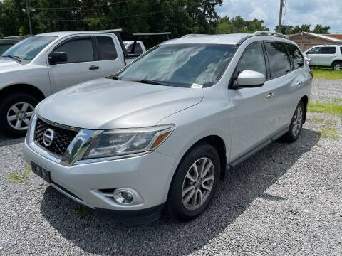 2014 Nissan Pathfinder for sale at Auto Mart in North Charleston SC