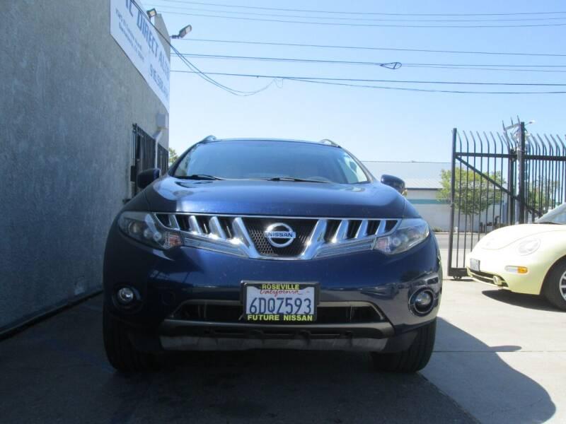2009 Nissan Murano for sale in Sacramento, CA