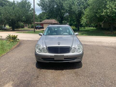 2004 Mercedes-Benz E-Class for sale at CARWIN MOTORS in Katy TX
