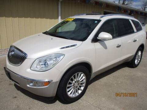 2012 Buick Enclave for sale at Lincoln Way Motors II in Cedar Rapids IA