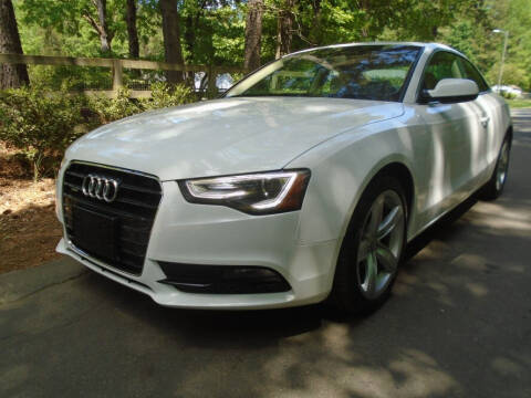 2013 Audi A5 for sale at City Imports Inc in Matthews NC