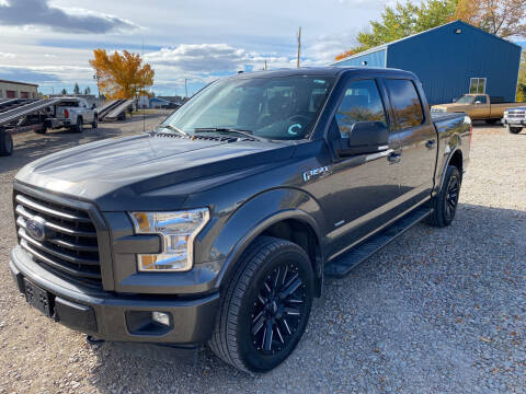 2017 Ford F-150 for sale at Truck Buyers in Magrath AB