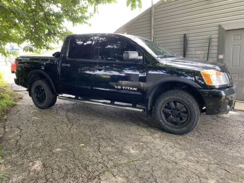 2011 Nissan Titan for sale at Queen City Classics in West Chester OH