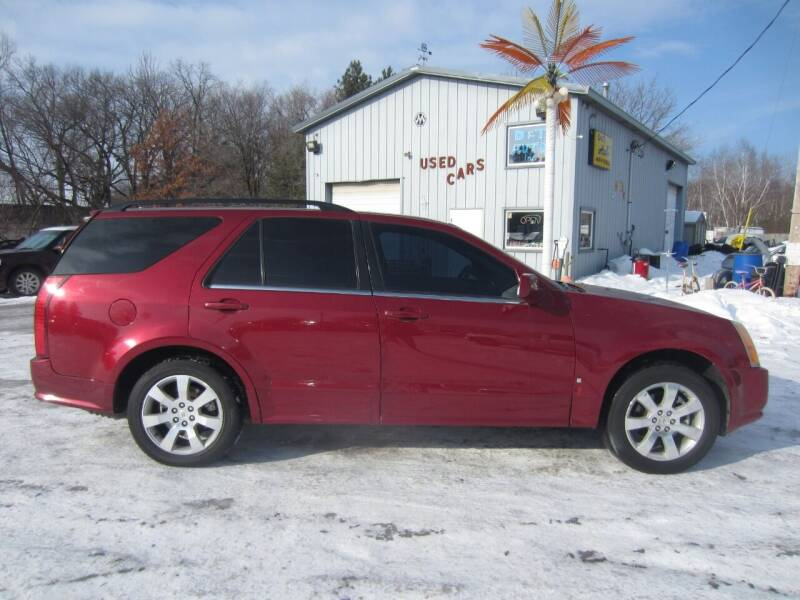 2007 Cadillac SRX for sale at D & T AUTO INC in Columbus MN