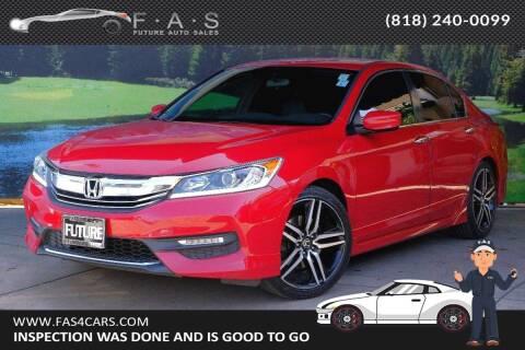 2016 Honda Accord for sale at Best Car Buy in Glendale CA