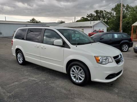 2013 Dodge Grand Caravan for sale at Aaron's Auto Sales in Poplar Bluff MO