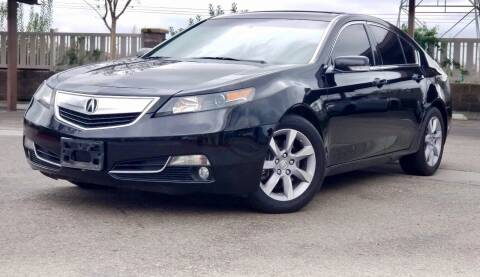 2013 Acura TL for sale at Masi Auto Sales in San Diego CA