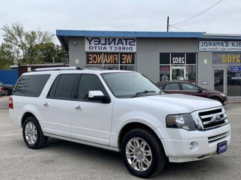 2011 Ford Expedition EL for sale at Stanley Direct Auto in Mesquite TX