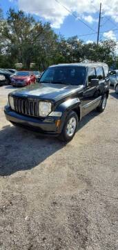 2012 Jeep Liberty for sale at Royal Auto Mart in Tampa FL