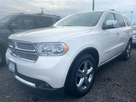 2012 Dodge Durango for sale at Universal Auto INC in Salem OR