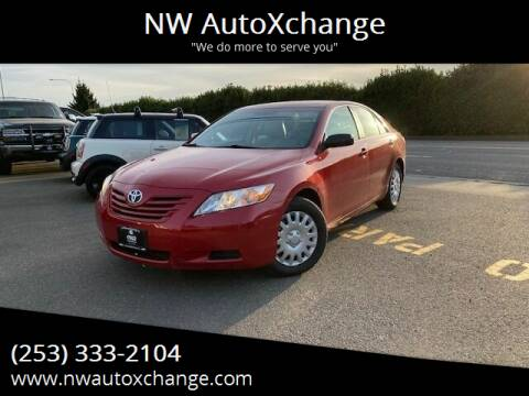 2007 Toyota Camry for sale at NW AutoXchange in Auburn WA