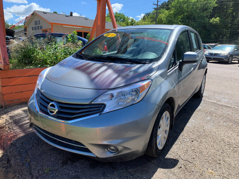 2014 Nissan Versa Note for sale at CARS R US in Caro MI