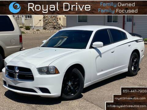 2014 Dodge Charger for sale at Royal Drive in Newport MN