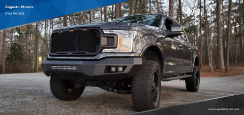 2018 Ford F-150 for sale at Augusta Motors in Augusta GA