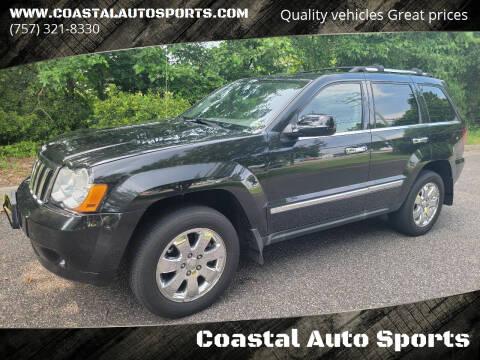 2010 Jeep Grand Cherokee for sale at Coastal Auto Sports in Chesapeake VA